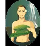 Câlins HQ mélange d'huiles essentielles bio aphrodisiaques