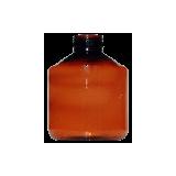 Flacons PET Brun 30 ml. forme Véral