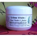 Crème Vitale pour la beauté et les soins de la peau